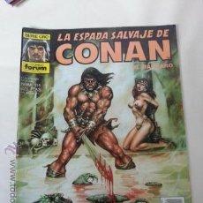 Cómics: LA ESPADA SALVAJE DE CONAN Nº114- 1 EDICION FORUM. Lote 42908721
