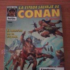Cómics: ALBUM ESPECIAL - LA ESPADA SALVAJE DE CONAN -Nº 68,69,70. Lote 42909523