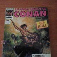 Cómics: ALBUM ESPECIAL - LA ESPADA SALVAJE DE CONAN -Nº 71,72,73. Lote 42909540