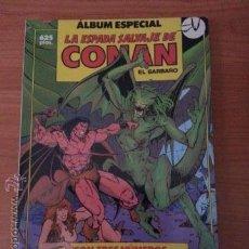 Cómics: ALBUM ESPECIAL - LA ESPADA SALVAJE DE CONAN -Nº 74,75,76. Lote 42909552