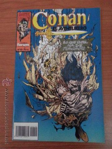CONAN EL AVENTURERO Nº 10 (Tebeos y Comics - Forum - Conan)