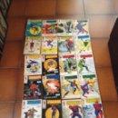 Cómics: LOTE 18 COMICS SPIDERMAN 1972-73 Nº5,9,10,11,12, 16,17,20 37,40,42,46 AL 54. Lote 42912278