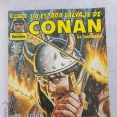Cómics: LA ESPADA SALVAJE DE CONAN Nº 75- 1 EDICION FORUM. Lote 42923584
