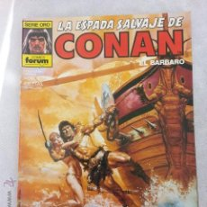 Cómics: LA ESPADA SALVAJE DE CONAN Nº 67 - 1 EDICION FORUM. Lote 42923658