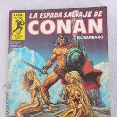 Cómics: LA ESPADA SALVAJE DE CONAN Nº 45- 1 EDICION PLANETA. Lote 42923699