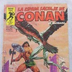 Cómics: LA ESPADA SALVAJE DE CONAN Nº 43 - 1 EDICION PLANETA. Lote 42923729