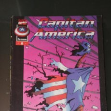 Cómics: CAPITAN AMERICA 8 VOLUMEN 3 FORUM. Lote 42924771