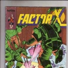 Cómics: FORUM - FACTOR-X VOL.1 NUM. 19. Lote 42925781