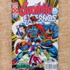 Cómics: GAMBITO Y LOS EXTERNOS COMIC, NÚMERO 1, MARVEL, FORUM, PLANETA DEAGOSTINI, FABIAN NICIEZA, AÑO 1995. Lote 42926548