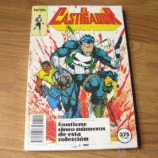 Cómics: EL CASTIGADOR - CINCO NUMEROS ENCUADERNADOS EN UN TOMO - 16 17 18 19 Y 20 - COMICS FORUM. Lote 42927497