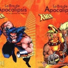 Cómics: LA ERA DE APOCALIPSIS - COMPLETA - 12 TOMOS - FORUM - X MEN. Lote 43025873