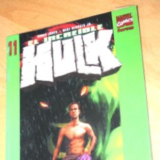 Cómics: EL INCREIBLE HULK: Nº11 (BRUCE JONES Y MIKE DEODATO JR.). Lote 43035170