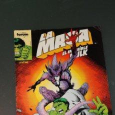Cómics: LA MASA 49 VOLUMEN 1 FORUM EL INCREIBLE HULK. Lote 43085342