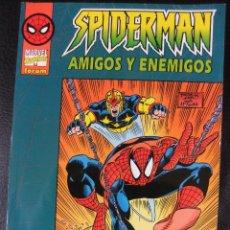 Cómics: SPIDERMAN AMIGOS Y ENEMIGOS. Lote 148142398