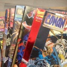Cómics: LOTE CONAN COMICS FORUM (1991-1998) 8 NÚMEROS. Lote 43153383