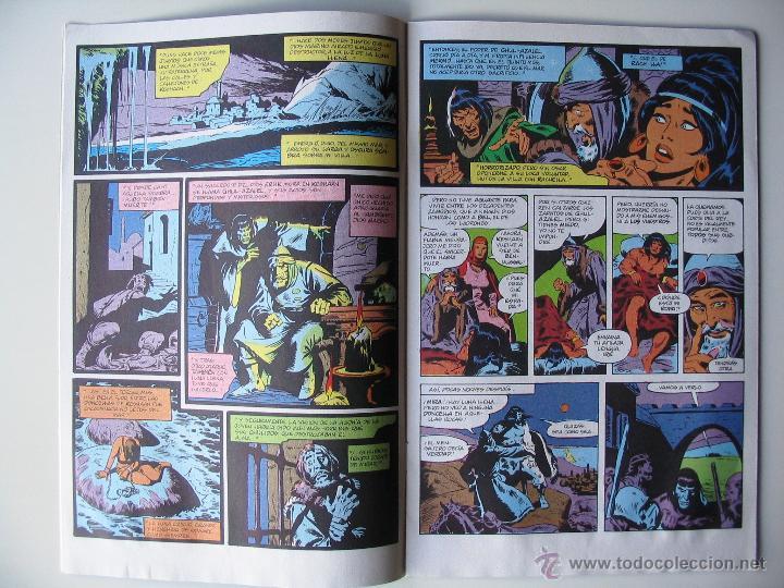 Cómics: Conan el bárbaro - ¡El dragón del mar interior! - Roy Thomas & John Buscema - Foto 2 - 43205202