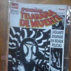 Cómics: SPIDERMAN TELARAÑA DE MUERTE Nº 2. Lote 36449291