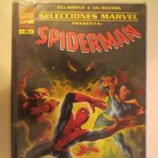 Comics : SELECCIONES MARVEL 15 SPIDERMAN UNA BUENA NOCHE PARA MORIR. Lote 43224768