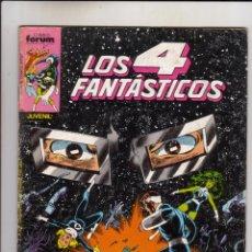 Cómics: FORUM - 4 FANTASTICOS VOL.1 NUM. 54. Lote 43260654