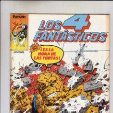 Cómics: FORUM - 4 FANTASTICOS VOL.1 NUM. 50 .MBE ( PROCEDE DE RETAPADO ). Lote 43260681