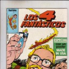 Cómics: FORUM - 4 FANTASTICOS VOL.1 NUM. 21 ( PROCEDE DE RETAPADO ). Lote 43277970