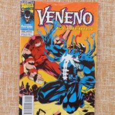 Cómics: VENENO: LA LOCURA COMIC, NÚMERO 2 DE 3, MARVEL, FORUM, PLANETA DEAGOSTINI, S. LEE, ANN NOCENTI, 1994. Lote 43320044