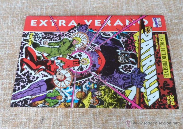 Cómics: La Patrulla X Comic, Extra Verano, año 1991, Forum, Marvel, Planeta DeAgostini, Chris Claremont - Foto 2 - 43351001