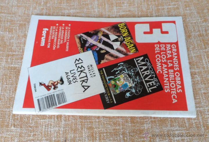Cómics: La Patrulla X Comic, Extra Verano, año 1991, Forum, Marvel, Planeta DeAgostini, Chris Claremont - Foto 3 - 43351001
