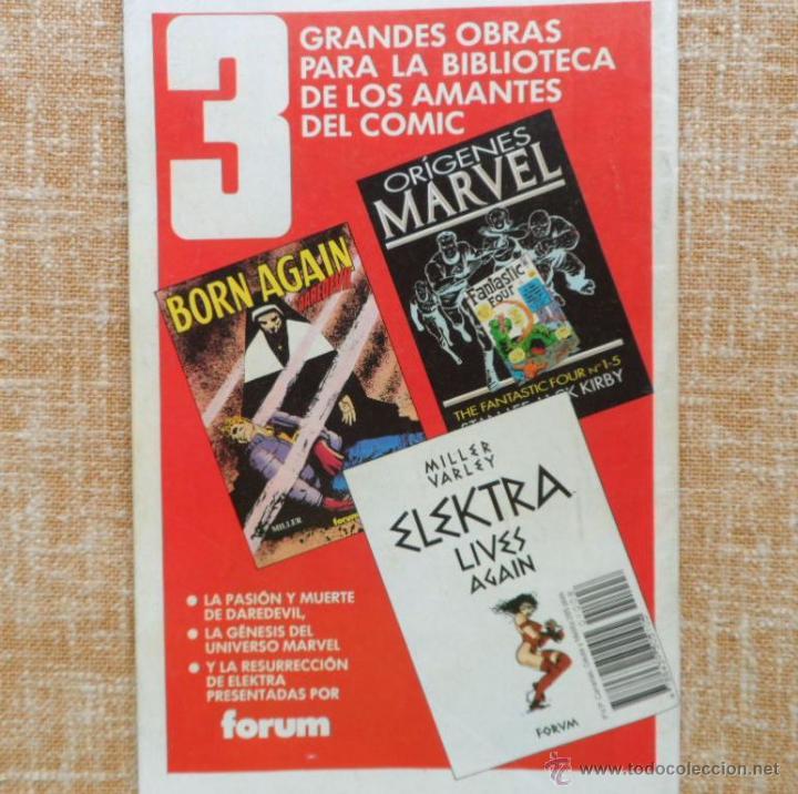 Cómics: La Patrulla X Comic, Extra Verano, año 1991, Forum, Marvel, Planeta DeAgostini, Chris Claremont - Foto 5 - 43351001