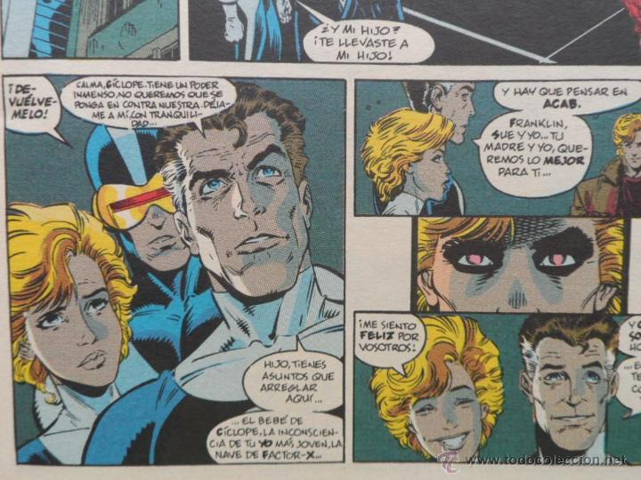 Cómics: La Patrulla X Comic, Extra Verano, año 1991, Forum, Marvel, Planeta DeAgostini, Chris Claremont - Foto 7 - 43351001