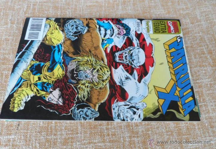 Cómics: La Patrulla X Comic, Extra Verano, año 1995, Forum, Marvel, Planeta DeAgostini, Glenn Herdling - Foto 2 - 43351106