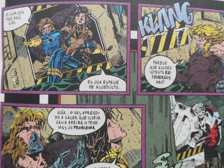 Cómics: La Patrulla X Comic, Extra Verano, año 1995, Forum, Marvel, Planeta DeAgostini, Glenn Herdling - Foto 7 - 43351106