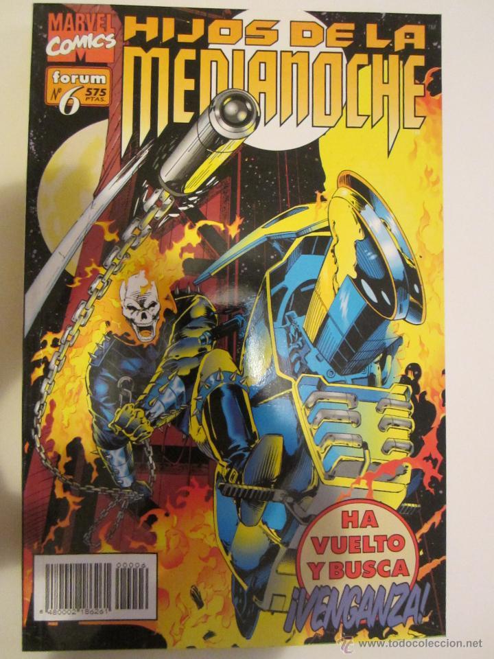 LOS HIJOS DE LA MEDIANOCHE VOL.2 Nº 6 (Tebeos y Comics - Forum - Prestiges y Tomos)