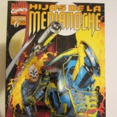 Comics : LOS HIJOS DE LA MEDIANOCHE VOL.2 Nº 6. Lote 43373202
