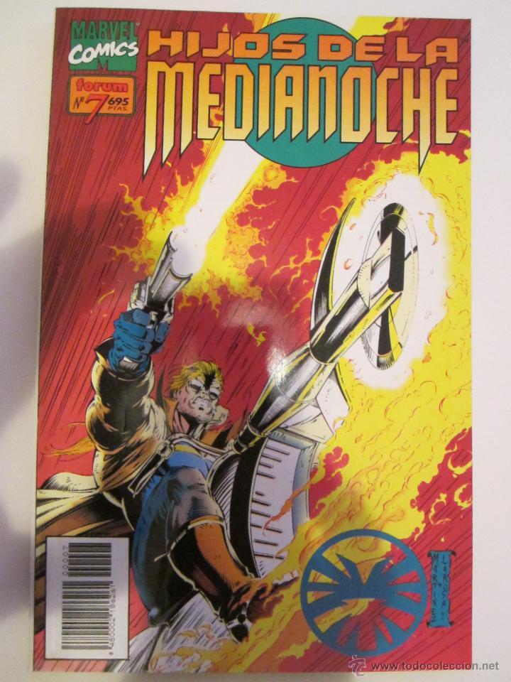 LOS HIJOS DE LA MEDIANOCHE VOL.2 Nº 7 (Tebeos y Comics - Forum - Prestiges y Tomos)