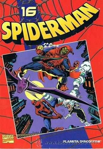 Cómics: COMIC SPIDERMAN N.16 - Foto 1 - 43373429