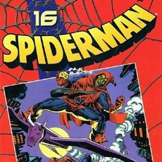 Cómics: COMIC SPIDERMAN N.16 . Lote 43373429