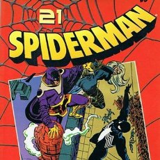 Cómics: COMIC SPIDERMAN N.21 . Lote 43373491