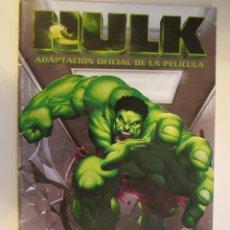 Comics : ADAPTACION OFICIAL DE LA PELICULA HULK. Lote 43378304