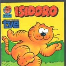Comics: .1 COMIC DE ** ISIDORO - ** - Nº 38 - FORUM - AÑO 1990. MARZO. Lote 43379593