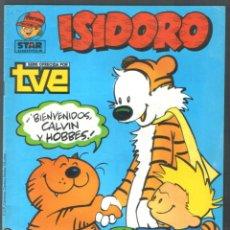 Comics: .1 COMIC DE ** ISIDORO - ** - Nº 39 - FORUM - AÑO 1990. ABRIL. Lote 43379594