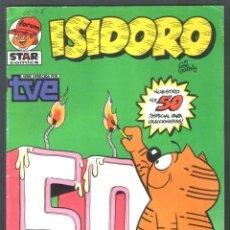 Comics: .1 COMIC DE ** ISIDORO - ** - Nº 50 - FORUM - AÑO 1991. MARZO. Lote 43379596