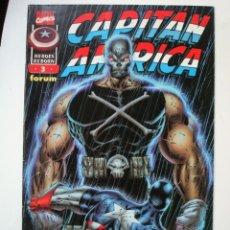 Cómics: CAPITÁN AMÉRICA VOL.3 Nº 3 (HEROES REBORN) - FORUM (MARVEL). Lote 43424826