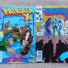 Cómics: LA PATRULLA X COMICS, NÚMEROS 87 (1989) Y 89 (1990), FORUM, MARVEL, PLANETA DEAGOSTINI, C. CLAREMONT. Lote 43454717