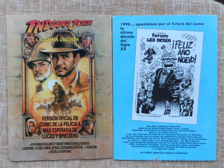 Cómics: La Patrulla X Comics, números 87 (1989) y 89 (1990), Forum, Marvel, Planeta DeAgostini, C. Claremont - Foto 5 - 43454717