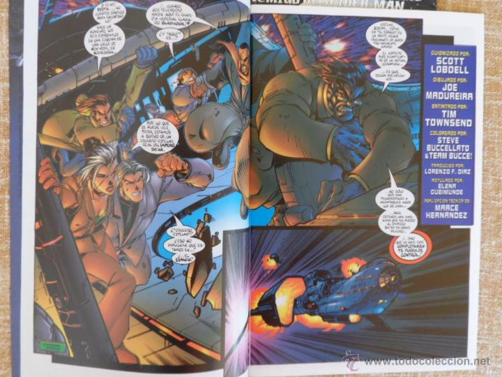 Cómics: Patrulla X Comics, números 21, 22 y 24, Volúmen II, Marvel, Forum, Planeta DeAgostini, años 1997/98 - Foto 7 - 43465724