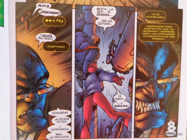 Cómics: Patrulla X Comics, números 21, 22 y 24, Volúmen II, Marvel, Forum, Planeta DeAgostini, años 1997/98 - Foto 8 - 43465724
