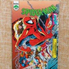 Cómics: SPIDERMAN COMIC, NÚMERO 9, FORUM, PLANETA DEAGOSTINI, TODD MCFARLANE, STAN LEE, AÑO 1992, 49 PÁGINAS. Lote 43474836