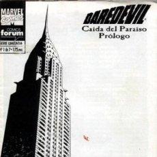 Cómics: DAREDEVIL CAÍDA DEL PARAÍSO LOTE DE 2 Nº (1 Y 3). Lote 43553829