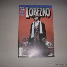 Cómics: LOBEZNO Nº 11 VOLUMEN II, EDITORIAL FORUM. Lote 43566343